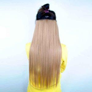 РАСПРОДАЖА! Волосы на заколках лен 27 - СВЕЖИЕ ПОСТУПЛЕНИЯ!