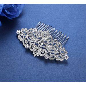 SALE! Comb with rhinestone
