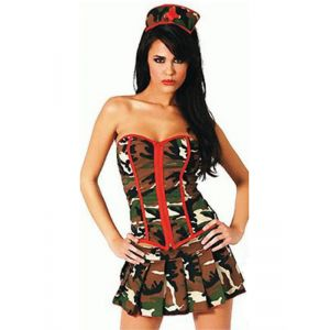 army doctor sexy military costume
