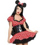 Cute Polka Dot Mikey Costume