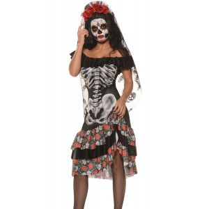 Queen of the dead cosplay costume halloween Party Cosplay Costume
