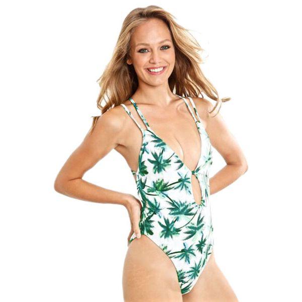 Palm Island One Piece Swimwear