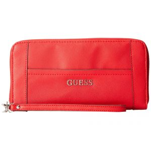 Red wallet GUESS
