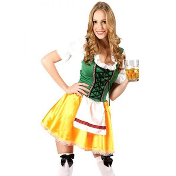 Fashion Beer Girl