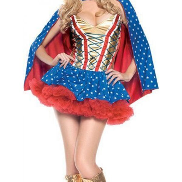 Great Super Heroine Costume