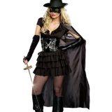 Late Night Zorro Style Patrol Costume