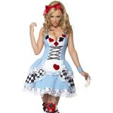 Miss Wonderland Costume