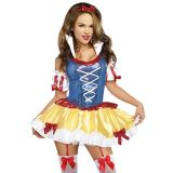 Fashion Women Deluxe Costume