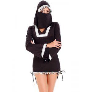 Middle Eastern Arab Girl Burka Halloween Costume