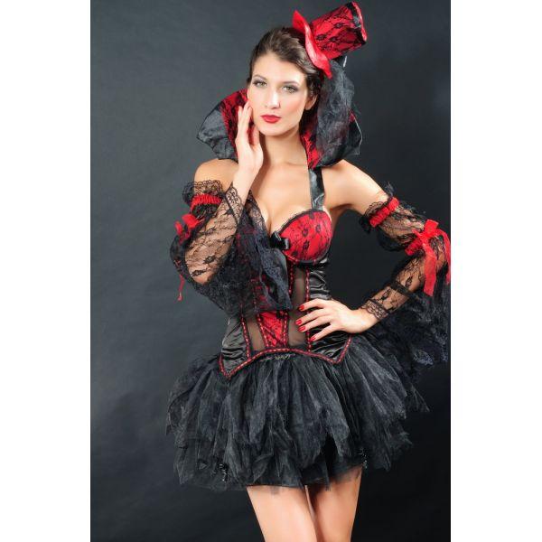 карнавальный костюм хэллоуинская принцесса