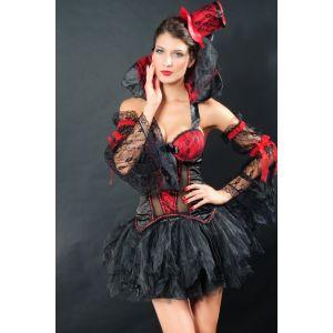 Карнавальный костюм Хэллоуинская принцесса - Карнавальные костюмы