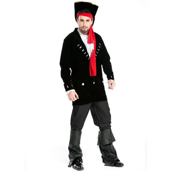 pirate male adults role play wear