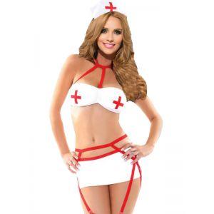 Sexy Women Nurse Costume