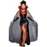 карнавальный костюм девушки дракулы