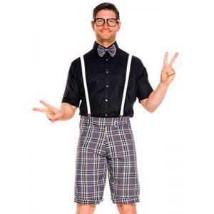 fashion school boy costume suit