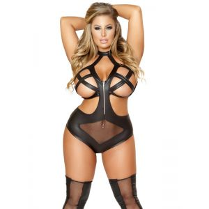 Plus size Women Sexy Teddies Lingerie