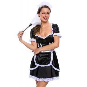 Flirty Flirty maid costume