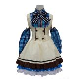 French Maid Cosplay Costume Dress