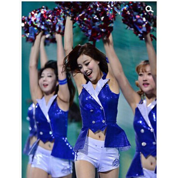 Sexy Girl Cheer leading Costume