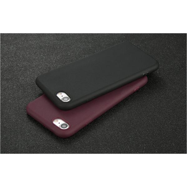 Чехол для  Iphone 7| Iphone 8 | марсала