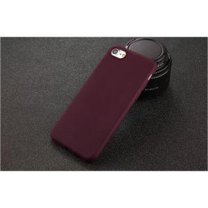 Чехол для  Iphone 7 Plus | Iphone 8 Plus | марсала - СВЕЖИЕ ПОСТУПЛЕНИЯ!