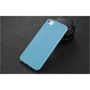 РАСПРОДАЖА! Чехол для  Iphone 7| Iphone 8 | голубой