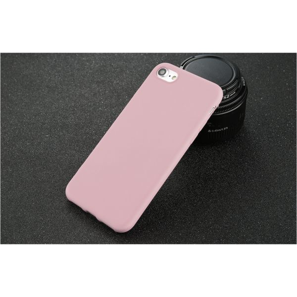 Чехол для  Iphone 7| Iphone 8 | розовый