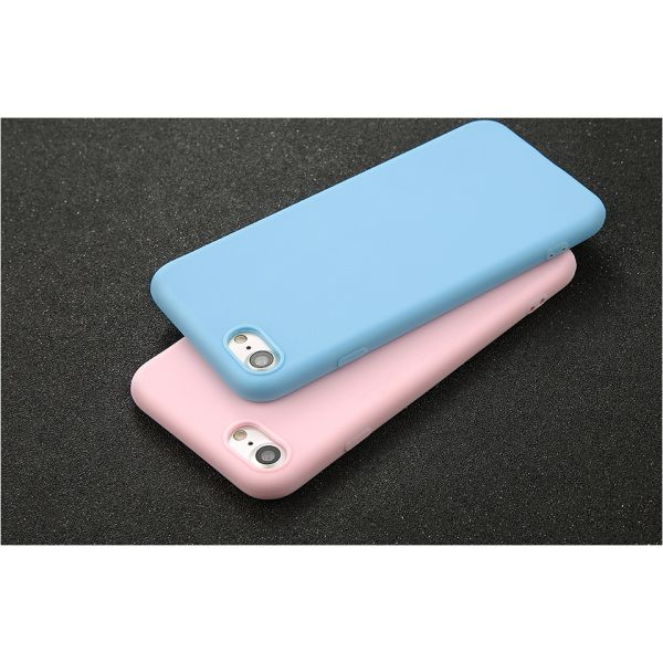 РАСПРОДАЖА! Чехол для Iphone 7 Plus | Iphone 8 Plus | розовый