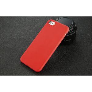 РАСПРОДАЖА! Чехол для  Iphone 7| Iphone 8 | красный