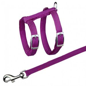 SALE! Leash harness for cats nylon (trixie)