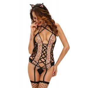 Sexy Fever Kitten Costume - СВЕЖИЕ ПОСТУПЛЕНИЯ!