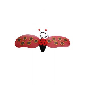 Ladybug Headband & Wings Costume Accessory - Карнавал аксессуар