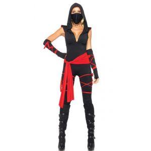 Deadly Ninja Womens Costume