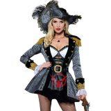 Fashion Women Pirate Costume