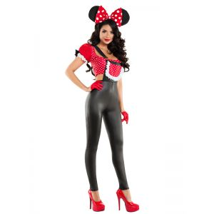 Cute Mickey Mouse Women Costume