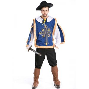 Royal Soldier Cosplay Costume