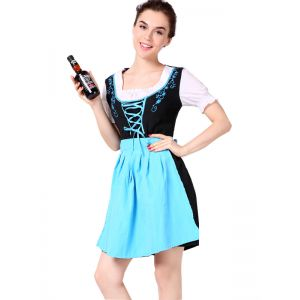 Sexy Beer Girl Oktoberfest Costume