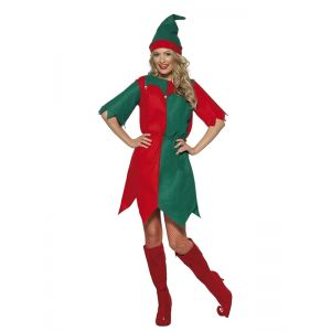 One Color One Size Women Christmas Costume