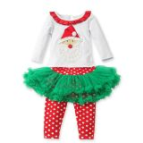 Newborn Christmas Dresses for Girls Sale by One Lot With Five Sizes