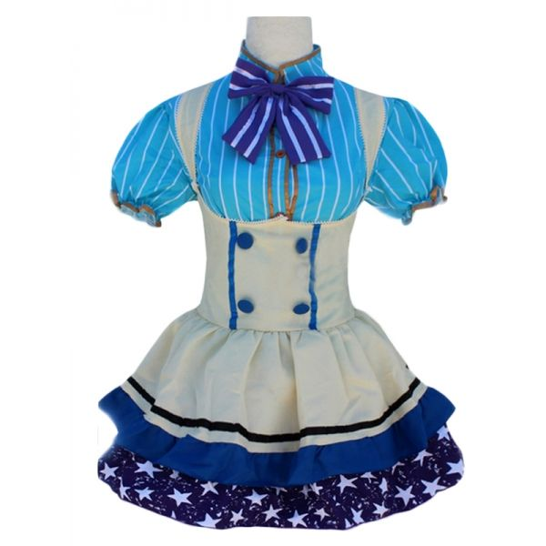 Women Sexy French Maid Costume Dress