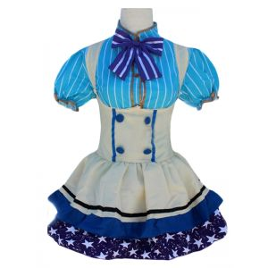 Women Sexy French Maid Costume Dress