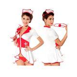 Night Nurse Sexy Bedroom Cosplay Costume