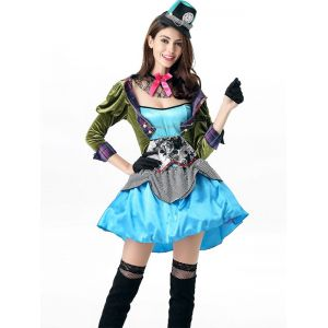 Fashion Women Deluxe Cosplay Costume