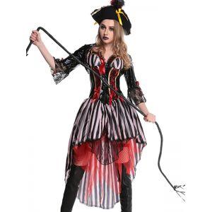 women pirate cosplay costume