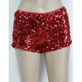 Sparkle Red Sequin Panties