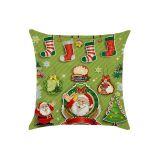 Christmas Fashion Holiday Throw Pillow Cover