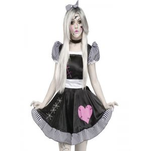 Broken Doll Costume