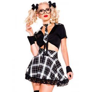 Super Fashion School Girl Costume