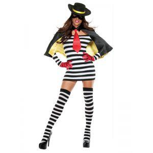 Bank Robbin Bandit Costume