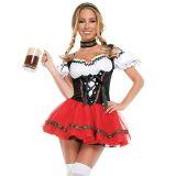 Frisky Beer Girl Costume